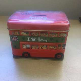 Harrods Coin Box