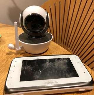 Motorola baby monitor mbp854