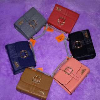 Tas Hermes Kelly Mini Import Free Syal