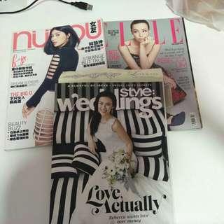 Rebecca's magazine