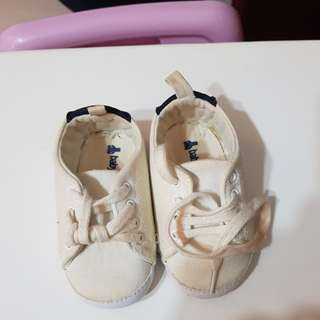Baby Gap soft shoes