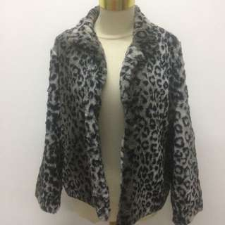 winter jacket furry