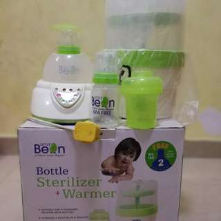 Little Bean Bottle Warmer & Sterilizer