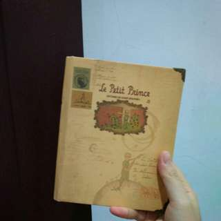 Daily routine -book