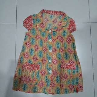 CoolTeen batik blouse
