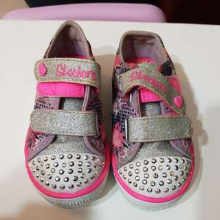 Baby shoes with lights EU21.5