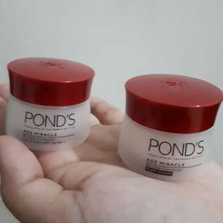 Pond's Age Miracle Day & Night Cream (Repriced)