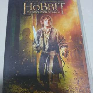 The Hobbit The Desolation of Smaug Dvd (Not Blu-ray)