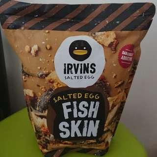 (現貨) irvins魚皮 只餘少量📣