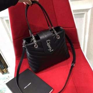 YSL Small LOULOU Shopping Bag