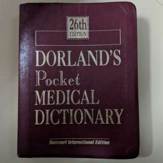 Dorlands medical dictionary