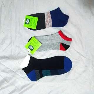 Socks Set 3 pairs ankle socks