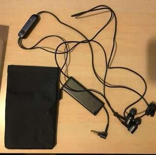Sony MDR-EX750BA Noise Cancelling Headphones 主動降噪耳機