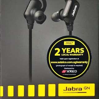 Brand New Jabra Halo Free Wireless Bluetooth Earbuds - 2 years warranty
