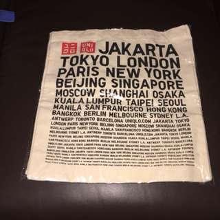Uniqlo Tote Bag