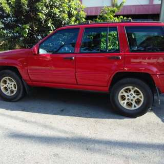 Grand Jeep Cherokee 1JZ VVTI