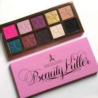 🎀INSTOCK🎀 Jeffree Star Beauty Killer Palette