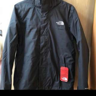 The North Face 3in1 褸/羽絨 XL