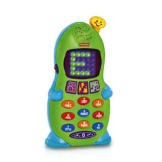 Fisher Price - FP LAUGH & LEARN LEARNING PHONE(6 - 36 month)