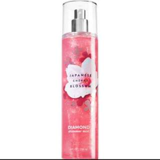 Bath & Body Works Body Mist Japanese Cherry Blossom