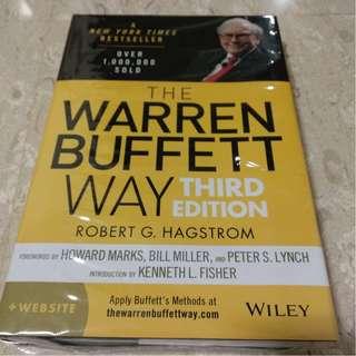 The Warren Buffett Way (third edition) by Robert G. Hagstrom