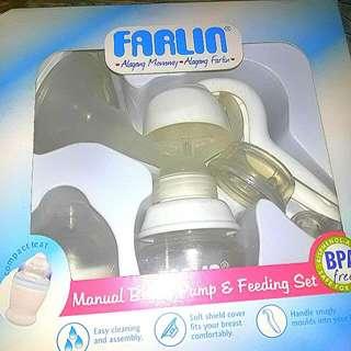 Farlin Manual Breastpump