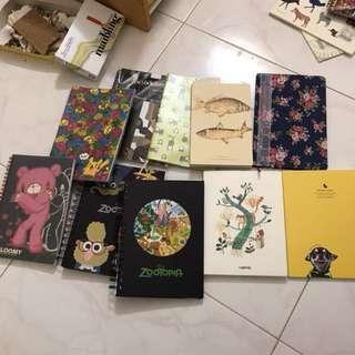 Notebooks clearance!!!