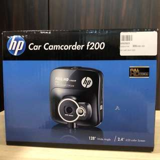 Hp car camcorder