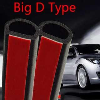 Big D car door soundproof strips