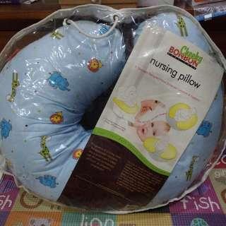 Cheeky bon bon nursing pillow Brand New