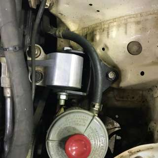 Innovation EK4 Engine mount