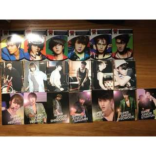 SJ Star Collection card