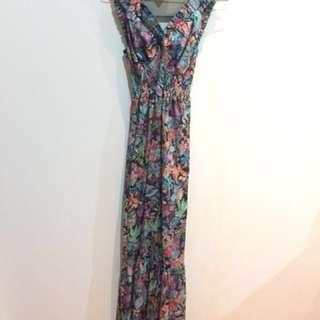 Simplicity Maxi Dress