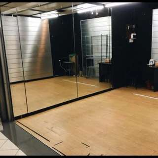 *For Rent!* Cheap Dance Studio/ Rehearsal Space