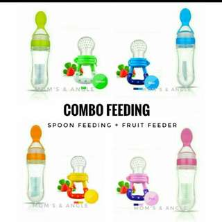 Baby Food Feeder Set