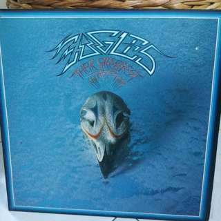 EAGLES THE GREATEST HITS NM
