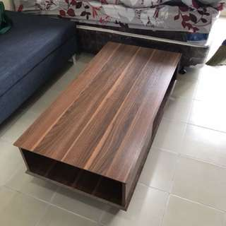 New Wooden Coffee Center Table