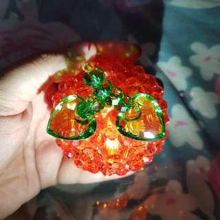 Chinese New Year Swarovski Oranges