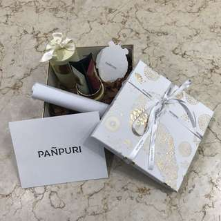 PANPURI HAND CREAM TRIO 30ml