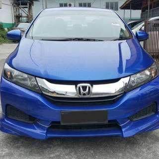 Honda City 1.5E