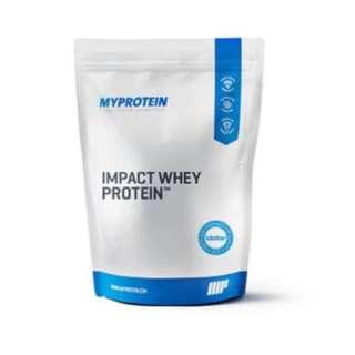 Myprotein whey impact protein 5KG