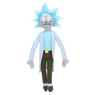 Rick and Morty Plushie