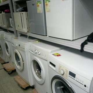 多款雪櫃洗衣機 免費送裝 30日保養