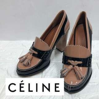 (平價)名牌 CELINE 高跟鞋