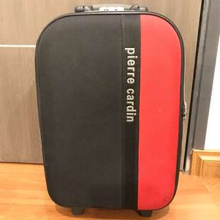 Pierre Cardin Travel Luggage