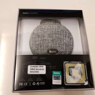 BNIB HOCO MOBU SPORTS WIRELESS SPEAKER