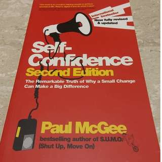 Self-confidence: by Paul McGee