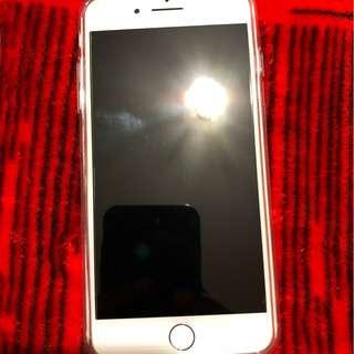 iPhone 7Plus 128GB Silver factory unlocked