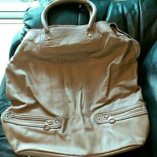 See by Chloe leather tote bag