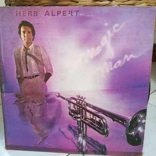 HERB ALBERT MAGIC MAN VG
